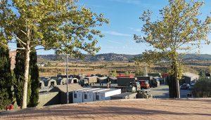 ¿Qué hace el Ejército acampado en el Ferial de Guadalajara