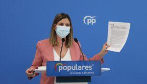 """Agudo """"El PSOE de Page se desdice al votar en contra de la propuesta del PP-CLM para reducir las listas de espera sanitarias"""""""