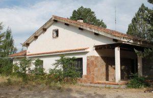 antigua casa del guarda   Liberal de Castilla