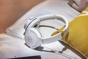 Audio-Technica presenta sus nuevos auriculares inalámbricos con una batería de 60 horas de duración ATH-S220BT