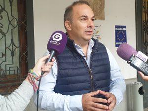 Carnicero propone proyectos para la ciudad con las ayudas europeas cuyo plazo expira el 30 de septiembre
