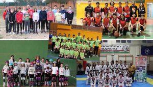 Cerca de 800 niños y niñas de Cabanillas, inscritos en las Escuelas Deportivas Municipales en el curso 2021-2022