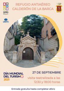 El Ayuntamiento de Cuenca celebra este lunes el Día Mundial del Turismo con la reapertura del túnel de Calderón de la Barca