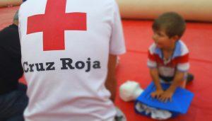 Cruz Roja Cuenca fomenta el aprendizaje de primeros auxilios en el ámbito escolar