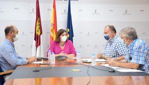CSIF traslada a Patricia Franco las situaciones de acoso que padecen los trabajadores de las Oficinas Emplea