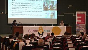 Cuenca Ahora cierra, de momento, su gira de presentación del Modelo de Desarrollo de la España en la capital conquense