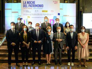 Cuenca celebrará 'La Noche del Patrimonio 2021' el sábado 18 de septiembre