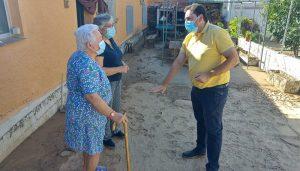 El Ayuntamiento de Huete solicita ayudas especiales por los daños de la DANA