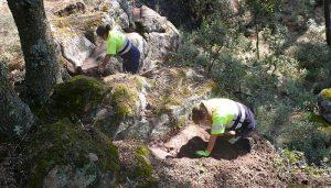El Ayuntamiento pone en valor los restos del acueducto renacentista de Sigüenza