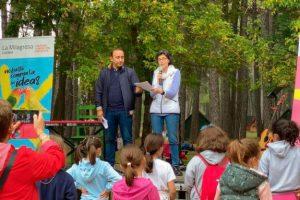 El colegio La Milagrosa de Cuenca rinde homenaje a las Hijas de la Caridad