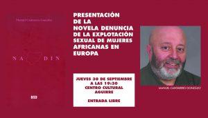 El escritor conquense Manuel Cantarero publica su primera novela
