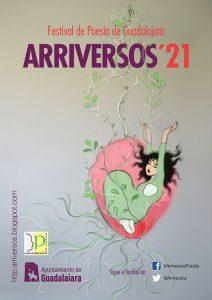 El Festival de Poesía 'Arriversos 2021' se celebrará entre el 15 de septiembre y el 1 de octubre en diferentes escenarios