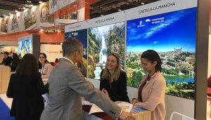 El Gobierno regional apoya la presencia de empresas turísticas de la región en la feria World Travel Market de Londres
