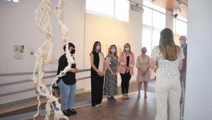 El Gobierno regional convoca la VIII Edición de los Premios y Muestra Mujeres en el Arte 'Amalia Avia' correspondiente al año 2021