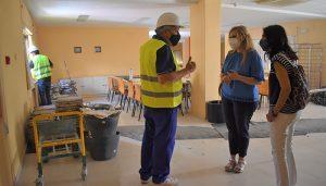 El Gobierno regional inicia las obras de reforma en la Residencia Universitaria María de Molina que acogerá a los alumnos de Estudios Penitenciarios