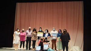 El grupo Desahucio Teatro con su obra Chiquilladas se alza con el primer Certamen de Teatro Aficionado de la Diputación de Cuenca