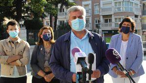 El Grupo Popular en la Diputación de Guadalajara pedirá al resto de grupos políticos que defiendan a los municipios de la provincia que no disponen de depuradora