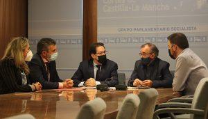El grupo socialista traslada a ATA el compromiso del Gobierno de Page con los autónomos