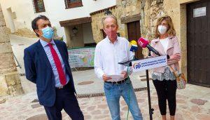 El PP en el Ayuntamiento de Cuenca buscará que se ejecute la totalidad del contrato de alumbrado público y evitar perder 322.000 euros de la subvención