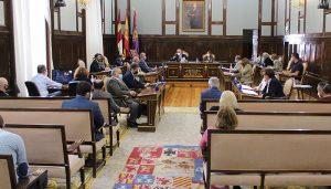 El PP en la Diputación de Guadalajara logra el acuerdo del Pleno para defender a los ayuntamientos que no disponen de depuradora sin el apoyo de Vox