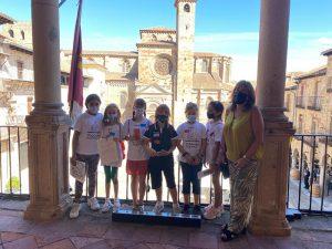 El programa 'Conoce Tu Ciudad, Conoce Tu Patrimonio' acerca la historia y la cultura de Sigüenza a los niños