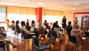 El programa de Apoyo a Emprendedores de la provincia de Guadalajara de CEOE realiza su primera jornada colectiva orientada a la venta de sus proyectos