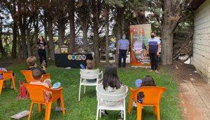 El programa de educación ambiental ´Las aventuras de Rodolfo´ ha pasado por 30 municipios de la provincia de Cuenca llegando a 544 participantes
