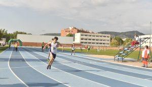 Ensayo general en Cuenca para su cita histórica con el Campeonato de España de Atletismo sub 16 por Comunidades Autónomas