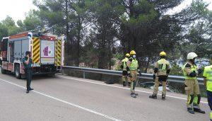 Fallece una mujer de 70 años en un accidente de tráfico en Buendía