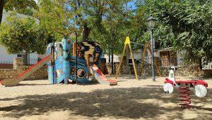 Huete estrena dos nuevos Parques Infantiles