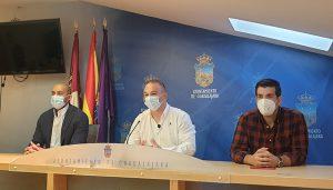 """Jaime Carnicero """"Rojo solo reacciona ante la presión del Partido Popular"""""""