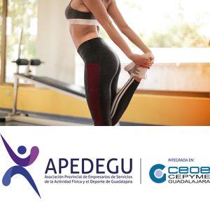 La Asociación de Empresarios de Servicios de la Actividad Física y el Deporte de Guadalajara solicita a la Junta la ampliación de aforo en sus instalaciones