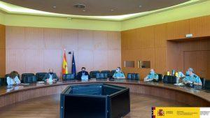 La CHT y el SEPRONA inician el desarrollo del convenio de colaboración para el servicio de vigilancia del dominio público hidráulico de la Demarcación Hidrográfica del Tajo