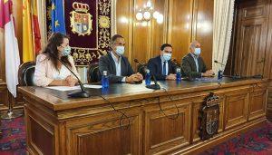 La Diputación de Cuenca llevará una estrategia turística conjunta para el Castillo de Belmonte, el Monasterio de Uclés y Segóbriga
