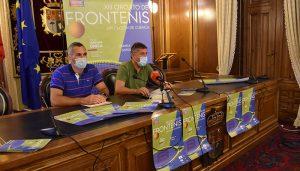 La Diputación de Cuenca organizará el XIII Circuito de Frontenis que se desarrollará en una jornada final con un máximo de 36 parejas
