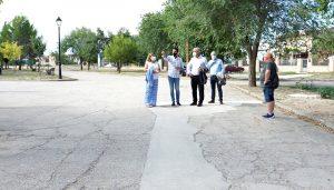 La Diputación de Guadalajara ayuda a Aldeanueva de Guadalajara a realizar una completa renovación de redes hidráulicas