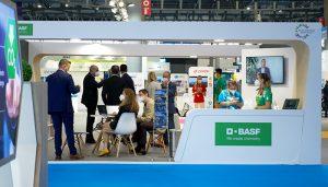 La economía circular, la innovación y el 5G, los ejes de BASF en Expoquimia 2021