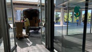 La Junta ha distribuido esta semana 5.500 test de antígenos para aligerar la carga de trabajo de los laboratorios