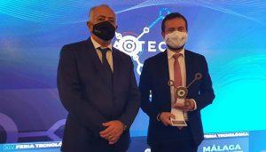 La Junta recibe un nuevo premio nacional por el despliegue de las telecomunicaciones en la región