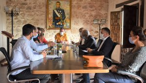 La Junta se muestra optimista tras presentar una línea de ayudas a la empresa Vega Mayor y espera que no cierre Florette