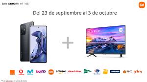 La nueva familia Xiaomi 11T y la innovadora Xiaomi Pad 5, ya disponibles para su reserva en España