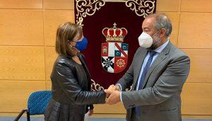 La UCLM y el Comité Español de ACNUR firman un acuerdo para colaborar en materia docente, investigadora y de voluntariado