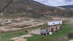Las minas de sal romanas de Salinas del Manzano entran en la Lista Roja de Patrimonio