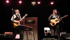 Las Noches Acústicas de Cabanillas regresan con un exquisito concierto de Mäbu