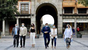 Núñez pone en marcha un Consejo Político como herramienta de desarrollo del futuro Gobierno del PP en Castilla-La Mancha