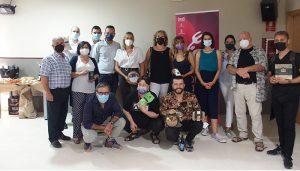 Diez empresas del sello 'Donde Nacen los Sabores' fueron degustadas en la inauguración de Cuenca a Escena