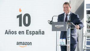 """Page anuncia que Castilla-La Mancha administrará """"en tres semanas"""" la tercera dosis a las personas mayores en las residencias"""