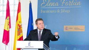 Page reivindica una financiación equitativa y justa en el país para que los españoles y las españolas tengan igualdad de oportunidades
