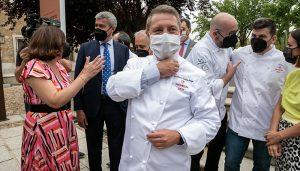 """Page valora que Castilla-La Mancha esté """"batiendo récords espectaculares"""" en turismo superando registros previos a la pandemia"""