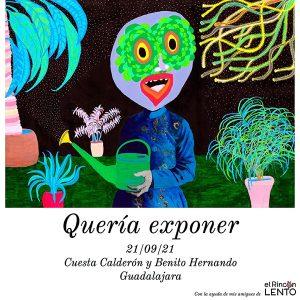 """""""Quería exponer"""", la exposición en los balcones llega a Guadalajara"""
